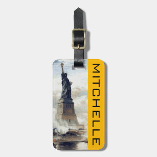 Statue of Liberty OS Luggage Tag