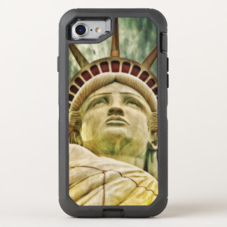 Statue of Liberty OtterBox Defender iPhone 7 Case