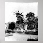 Statue of Liberty Paris France Print