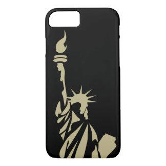 Statue of Liberty - Patriotic iPhone 8/7 Case