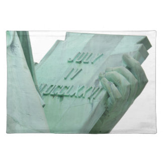 Statue-of-Liberty Placemat