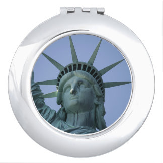 Statue of Liberty pocket mirror Compact Mirrors