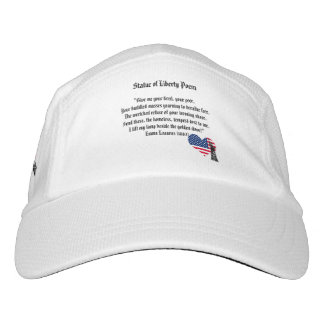 Statue of Liberty Poem Hat