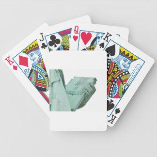 Statue-of-Liberty Poker Deck