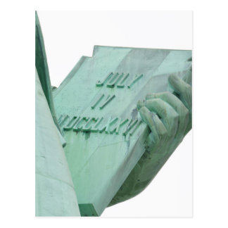 Statue-of-Liberty Postcard