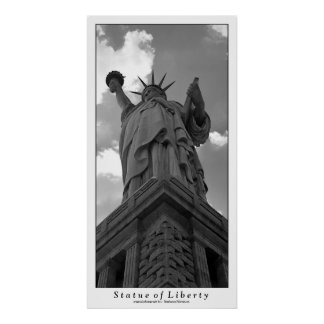 Statue of Liberty print