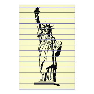Statue of Liberty Stationery