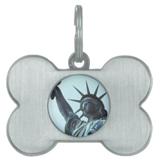 Statue of Liberty: The Torch Pet Tags