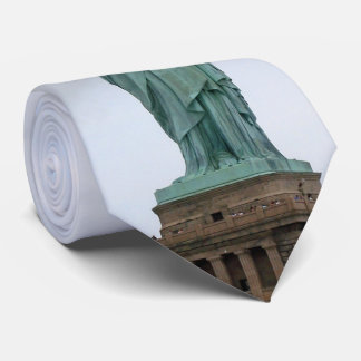 Statue of Liberty Tie