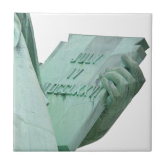 Statue-of-Liberty Tile