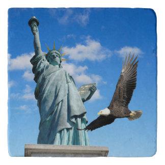 Statue of Liberty Trivet