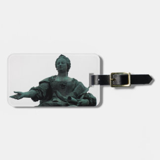 Statue Of Maria Theresia Luggage Tag