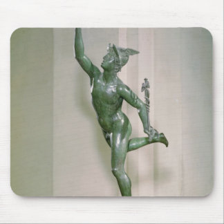Statue of Mercury Mouse Pad