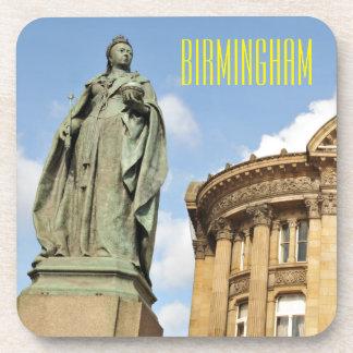 Statue of Queen Victoria in Birmingham, England Coaster