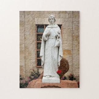 Statue of San Antonio De Padua Puzzle