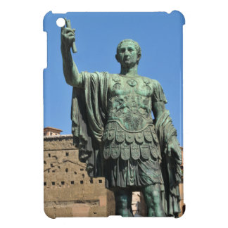 Statue of Trajan in Rome, Italy Cover For The iPad Mini