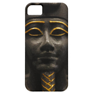 Statuette of Late Period Egyptian God Osiris iPhone 5 Covers