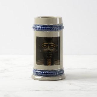 Statuette of Late Period Egyptian God Osiris Mug
