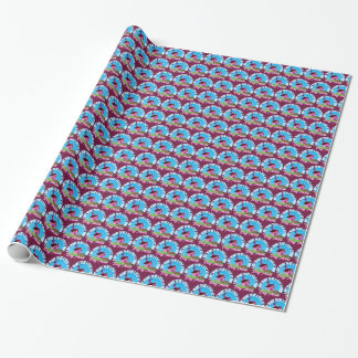 Stay At Home Dog Mom Wrapping Paper