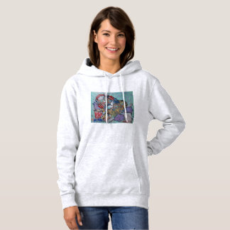 Stay-at-Home Lazy Cat Hoodie