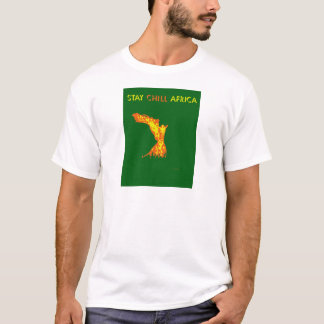 STAY CHILL AFRICA T-Shirt