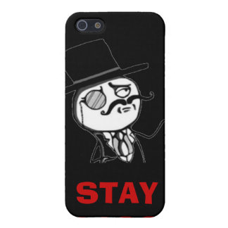 Stay Classy Internet Meme Rage Face Iphone Cases iPhone 5 Cases
