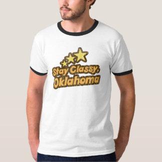 Stay Classy, Oklahoma Tee Shirt
