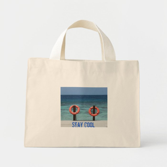 Stay Cool Beach Bag