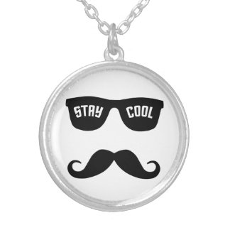 STAY COOL custom necklace