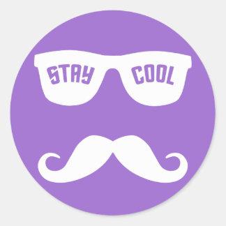 STAY COOL custom stickers