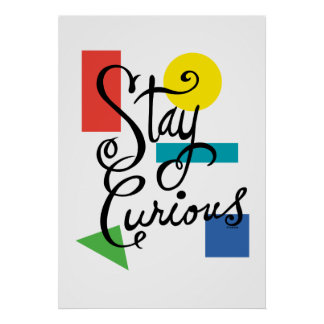 Stay Curious poster