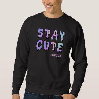 Stay Cute Purple Haze Sweater