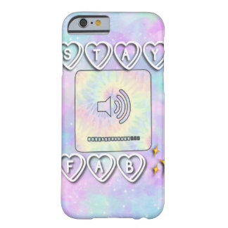 Stay Fab #1 Barely There iPhone 6 Case