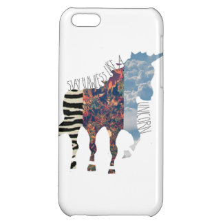 """""""Stay Flawless Like a Unicorn"""" iPhone Case iPhone 5C Cover"""