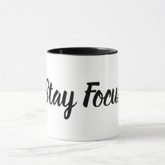 Stay Focus Mug