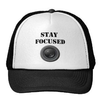 stay focused hat
