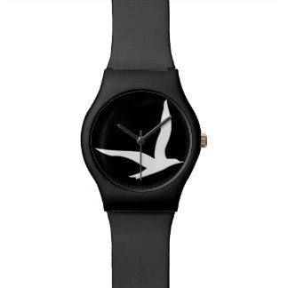 Stay Free Watch (Black)