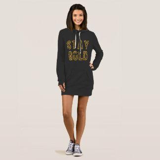 Stay Gold Dress