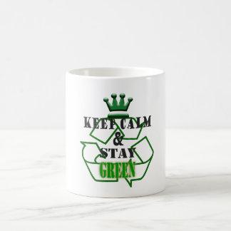 Stay-Green Coffee Mug