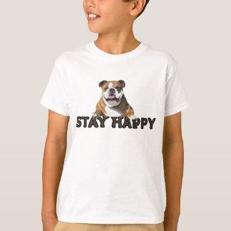 Stay Happy T-Shirt