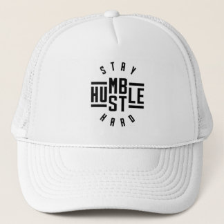 Stay Humble Hustle Hard Cap