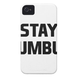 Stay Humble iPhone 4 Case-Mate Case