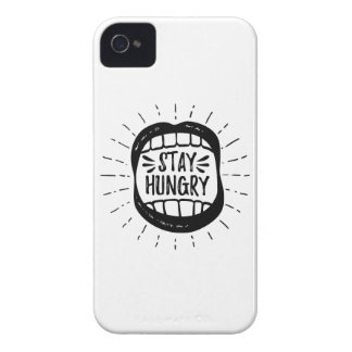Stay Hungry iPhone 4 Cover