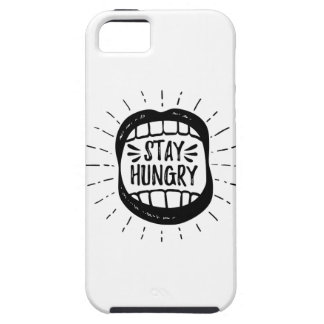 Stay Hungry iPhone 5 Cases