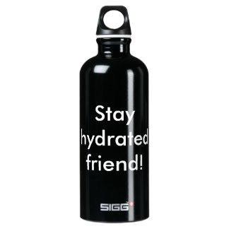 Stay hydrated friend! Sigg Water Bottle SIGG Traveller 0.6L Water Bottle