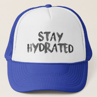 Stay Hydrated Hat