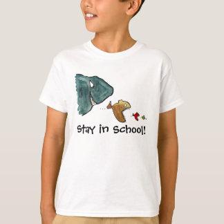 Stay in School! Tee Shirts
