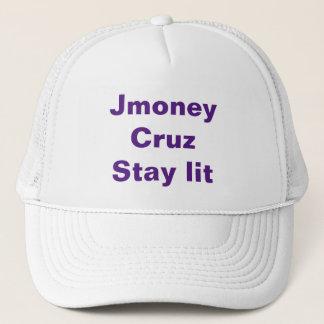 Stay lit hat