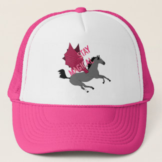 Stay Magical Trucker Hat