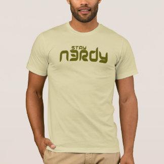 STAY NERDY T-Shirt